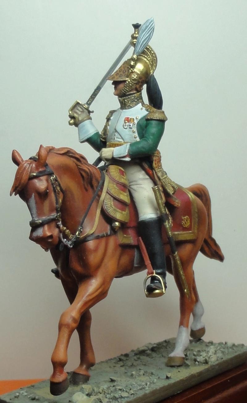 Général Letort commandant les Dragons de la Garde 1815 Dsc07926