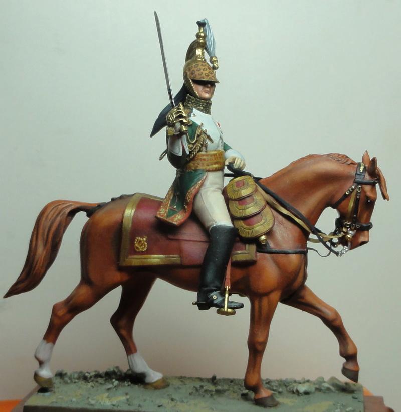 Général Letort commandant les Dragons de la Garde 1815 Dsc07927