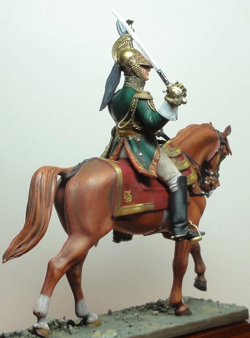 Général Letort commandant les Dragons de la Garde 1815 Dsc08010