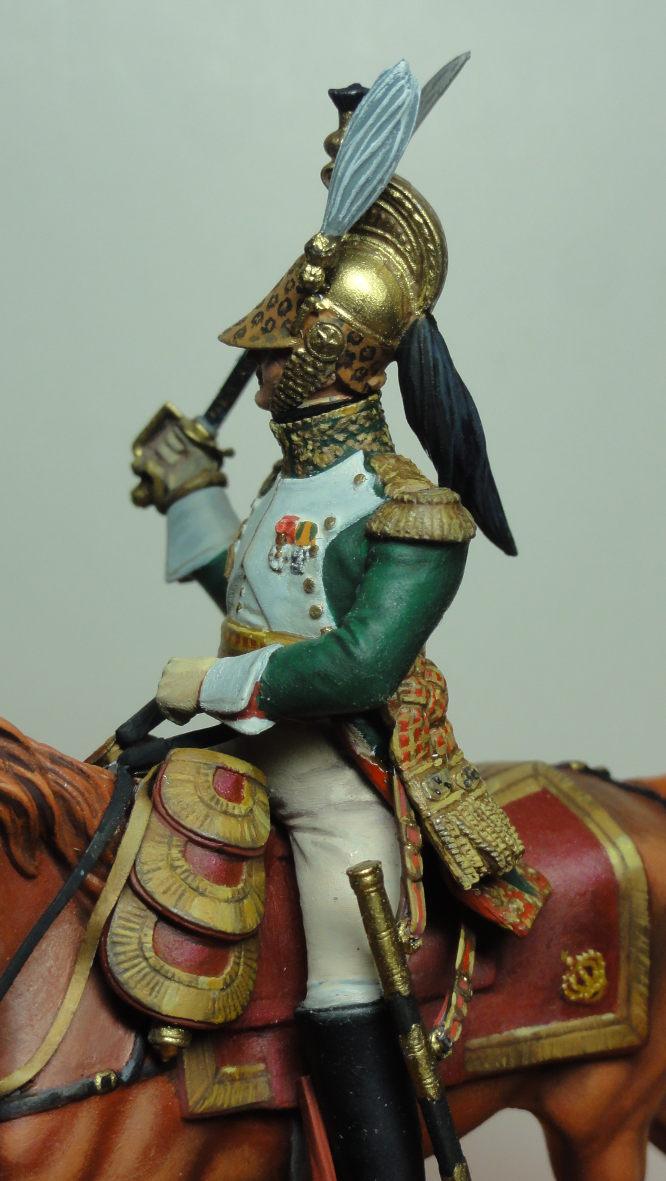 Général Letort commandant les Dragons de la Garde 1815 Dsc08012