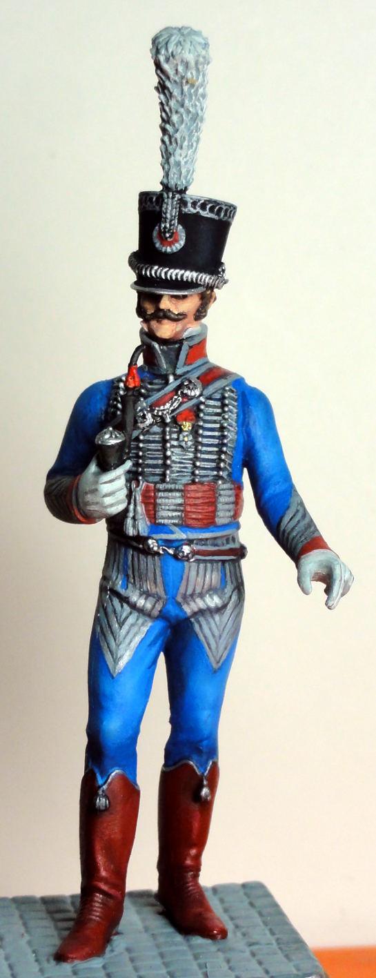 Colonel du 10e hussards MM Dsc08020