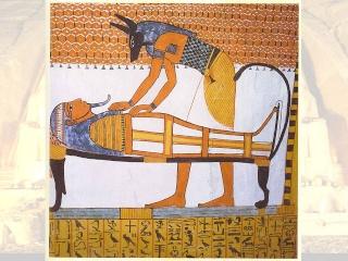 ~~Historia Antigua~~ Egipto: Religión Diapos17