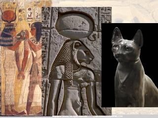 ~~Historia Antigua~~ Egipto: Religión Diapos18
