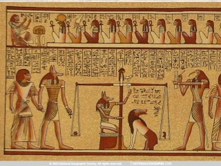 ~~Historia Antigua~~ Egipto: Religión Diapos27
