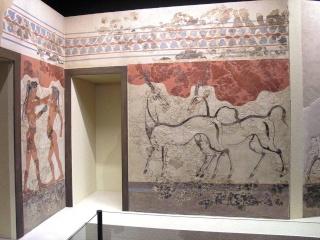 ~~Historia Antigua~~ Grecia: Periodo minoico Diapos62