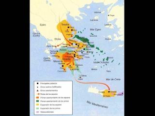 ~~Historia Antigua~~ Grecia: Heládico Medio y Reciente Diapos71