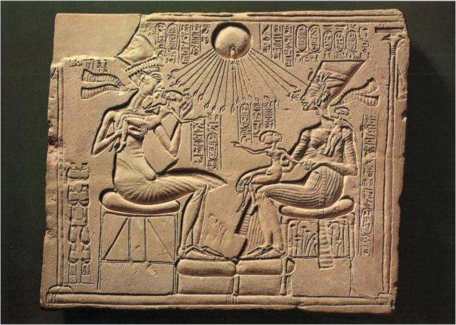 ~~Historia Antigua~~ Egipto: breve historia política Imagen17