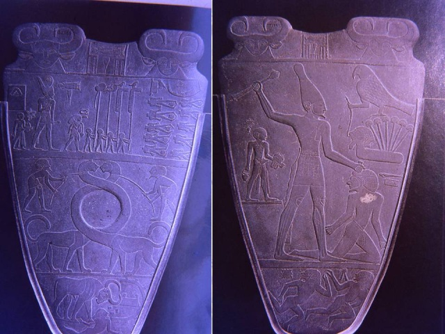~~Historia Antigua~~ Egipto: breve historia política Paleta11