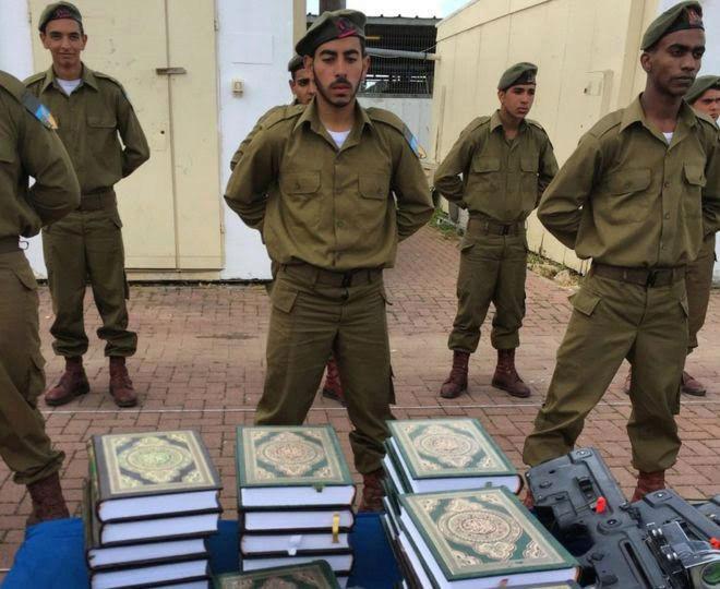 غادسر كتيبة فلسطينية في جيش الدفاع الاسرائيلي - احمد عبد الرزاق  0910