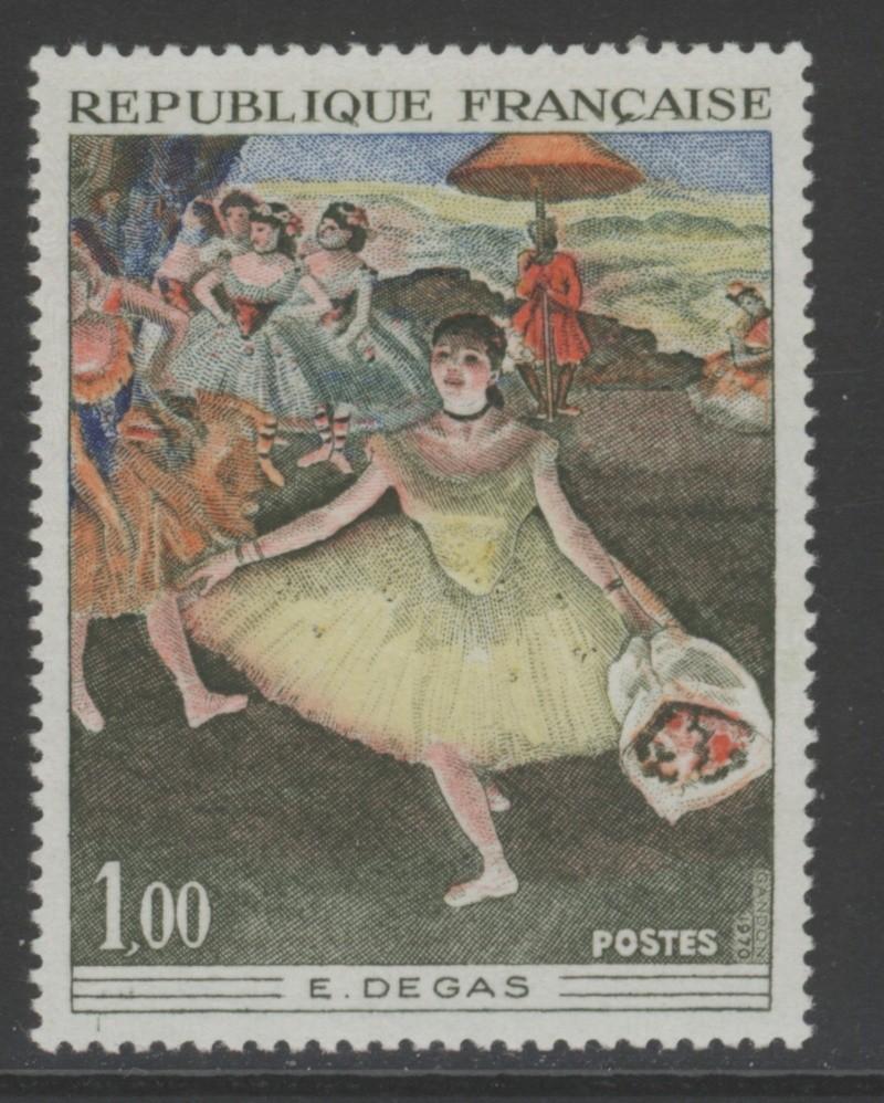 Frankreich`s Gemäldemarken - Seite 2 Frankr10