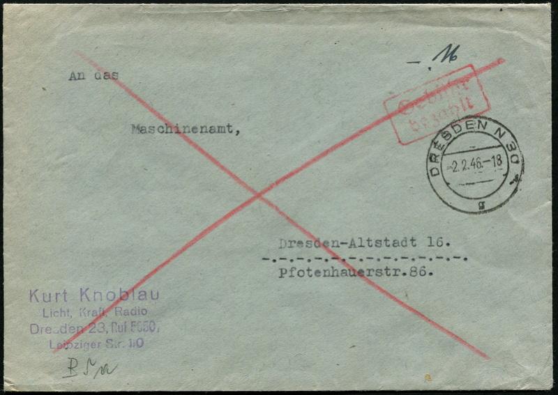 Ostsachsen (OPD Dresden) -Sowjetische Besatzungszone- - Seite 11 Gebyhr10