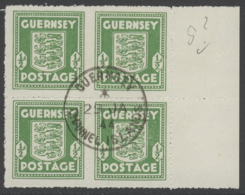 Die deutsche Besetzung der Kanalinseln Guernsey und Jersey 1940 bis 1945 Kanali12