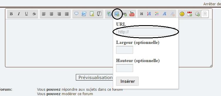 faire un screen (impr écran) et mettre une image sur le forum Screen11