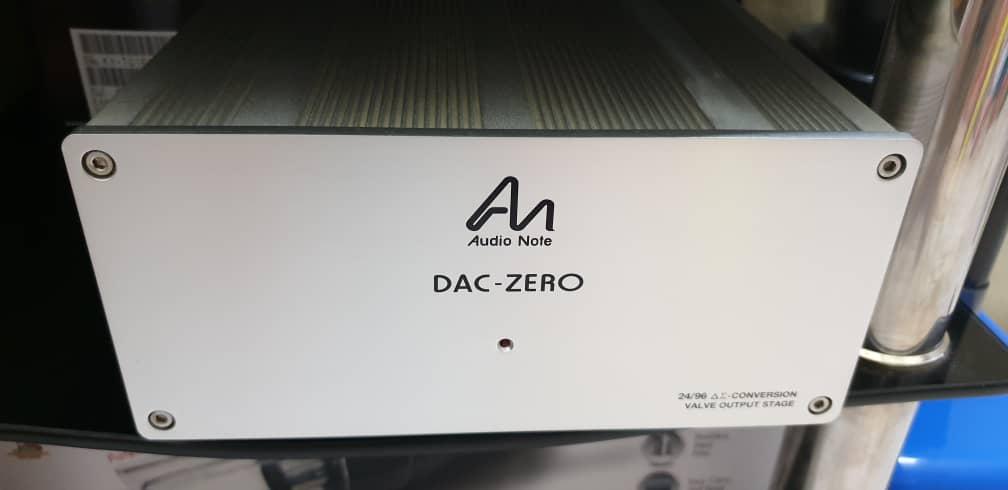 Audio Note UK DAC-ZERO (Price Revised) Img-2014