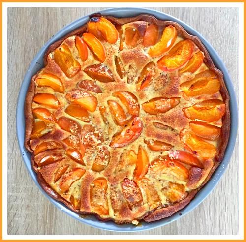 Tarte aux abricots Thumb104