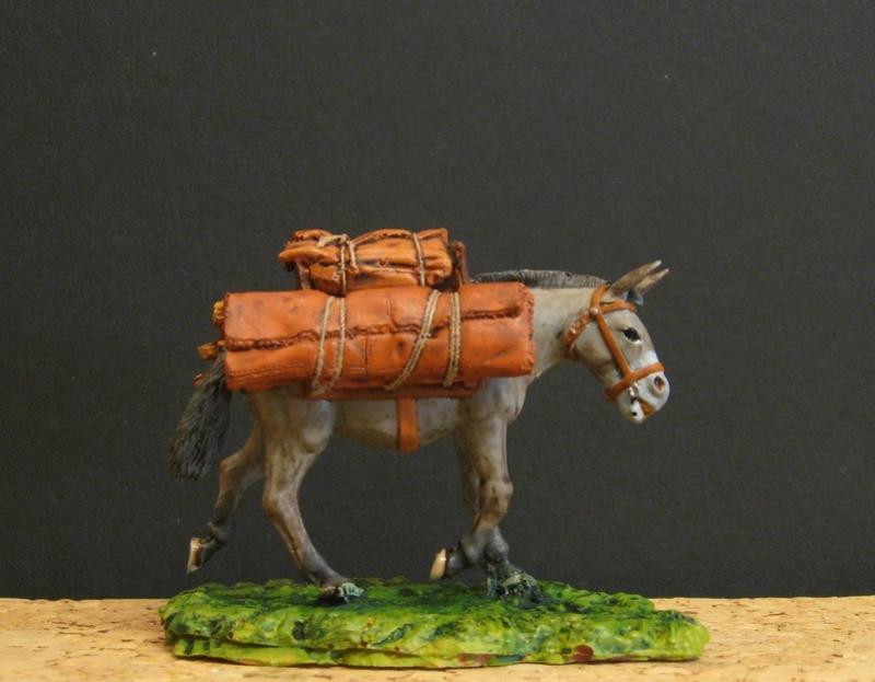 Selbstbemalte 7 cm Figuren von Dio-Horst - Seite 3 Esel_412