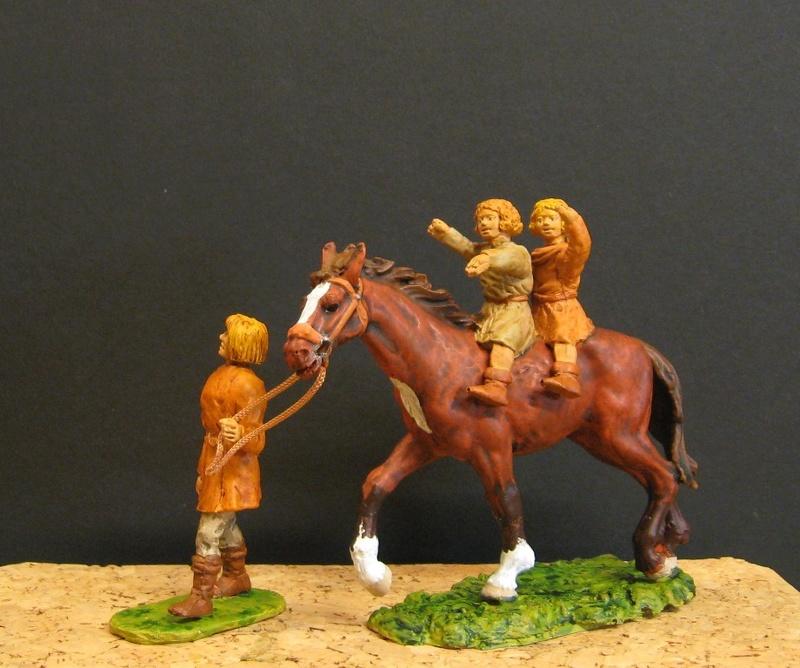 Selbstbemalte 7 cm Figuren von Dio-Horst - Seite 3 Kinder12