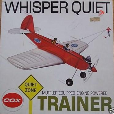What was your favorite cox airplane ? 75147710