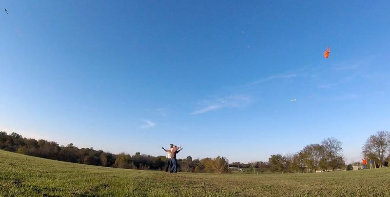 The Great November Swap Meet Heist and Control Line Mayhem at Breezy Hill! 8_610