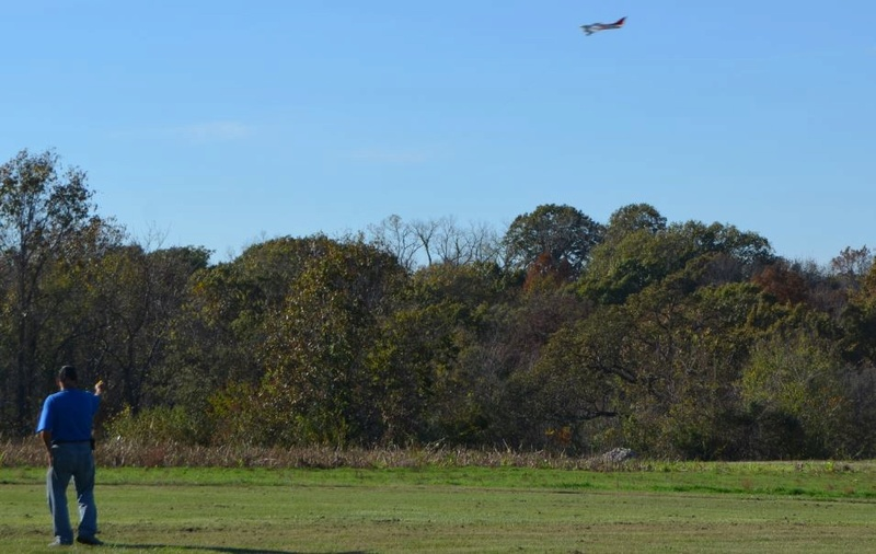 The Great November Swap Meet Heist and Control Line Mayhem at Breezy Hill! B7_510