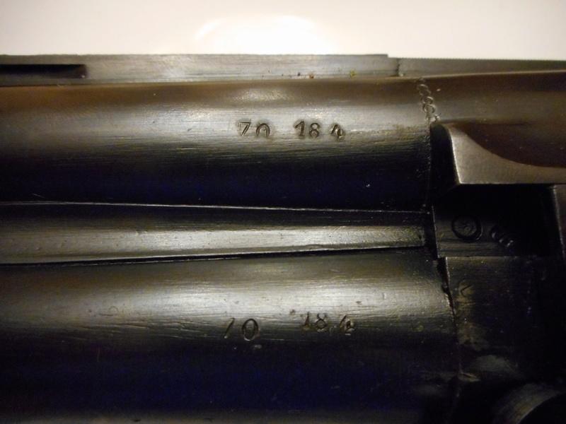 BAIKAL IJ27 superposé calibre 12 USSR Dscn0610