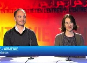 Laure Marchand et Guillaume Perrier Marcha10