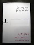 jouannais - Jean-Yves Jouannais Sans1011