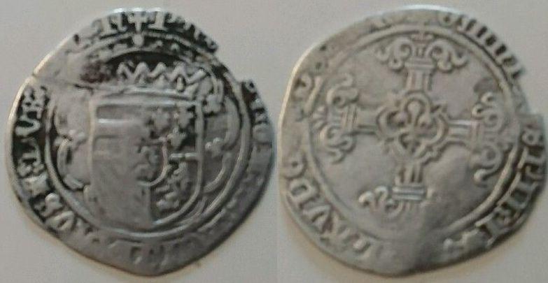 Patard (ou double patard) de Flandre pour Philippe le beau (1482-1506) ... ? 1211