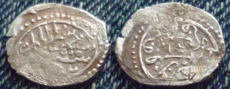 Akçe ottoman, peut-être de Constantinople ... ? Argent10