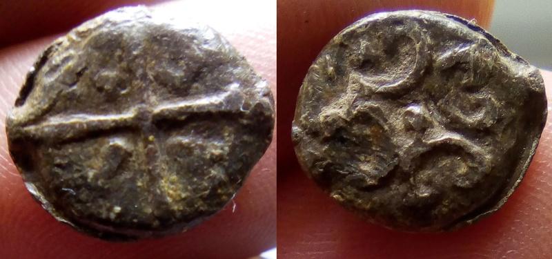 petit bronze de ? Croix10