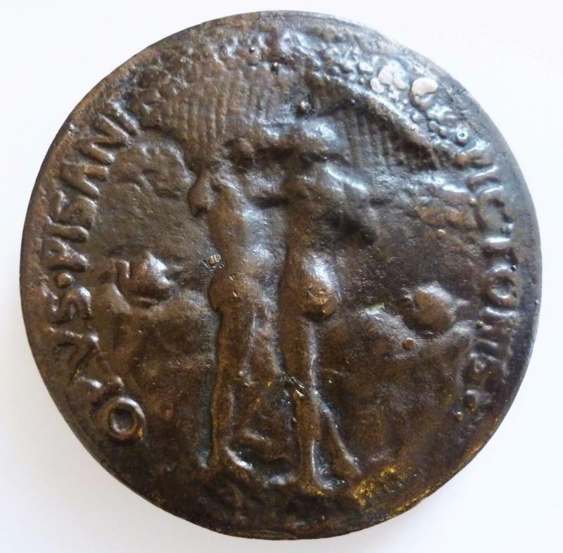 Médaille renaissance italienne Pisanello ? Revers10