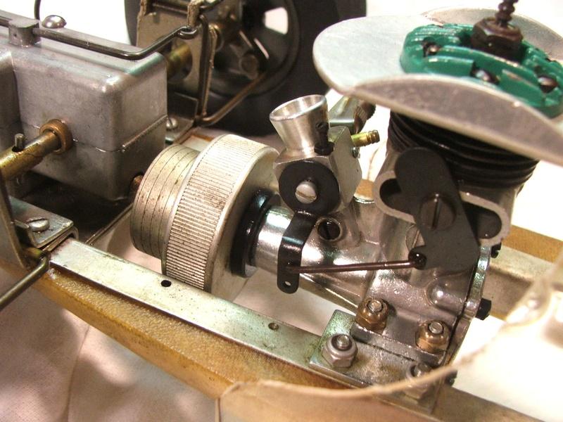 Dynamic Models Inc. McLaren 092-510