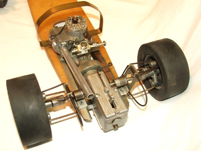 Dynamic Models Inc. McLaren 1-30-011