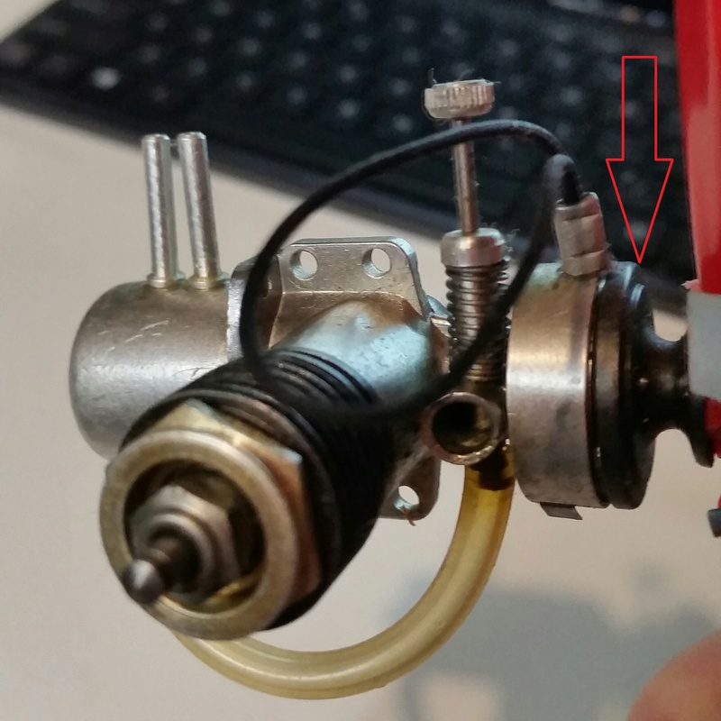 Wanted: Comet F-51 rip cord starter parts  20170116