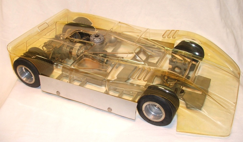 Dynamic Models Inc. McLaren Dynama10