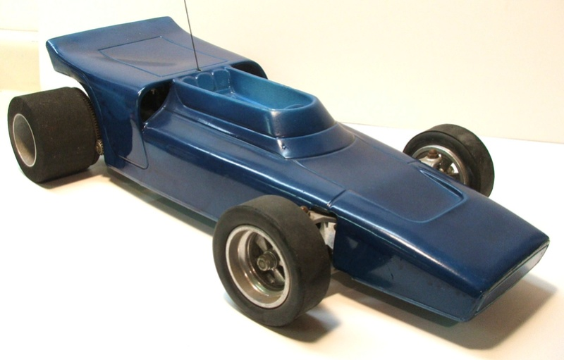 Dynamic Models Inc. McLaren Mce10