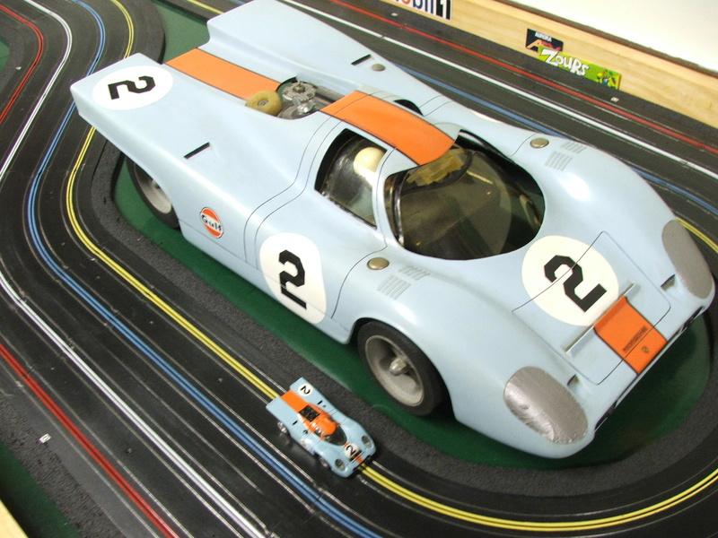 Dynamic Models Inc. McLaren Porche10