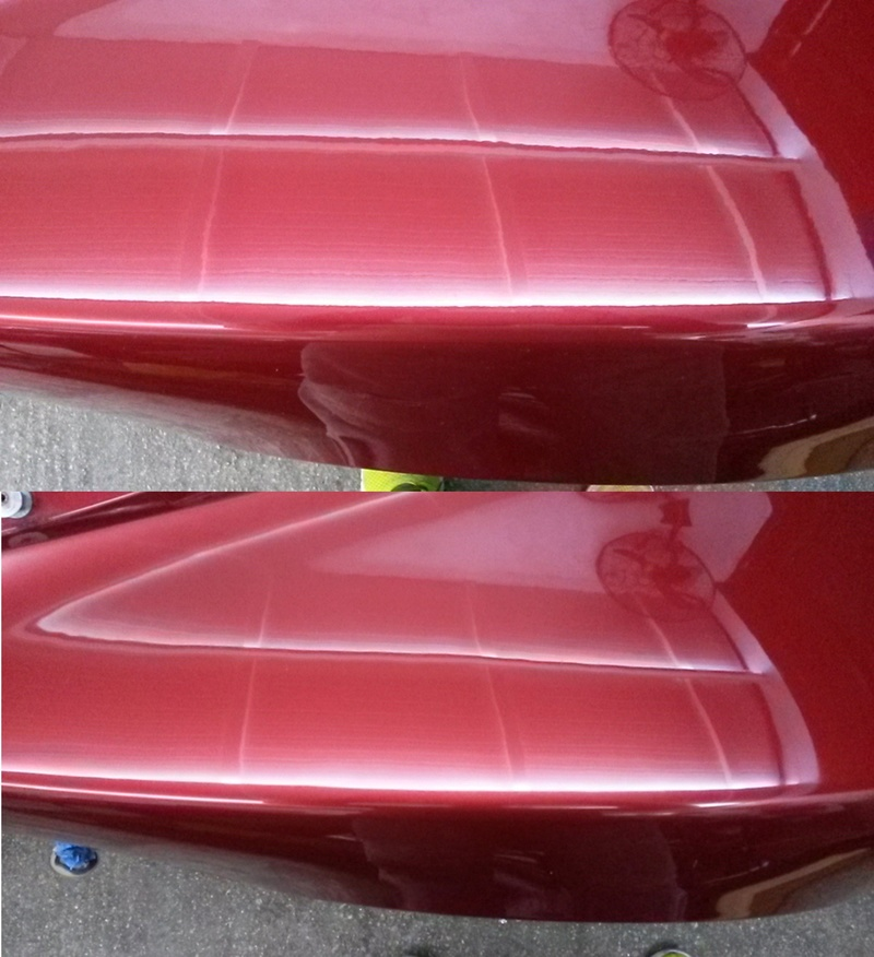 Detailing Red Ruby Differ11
