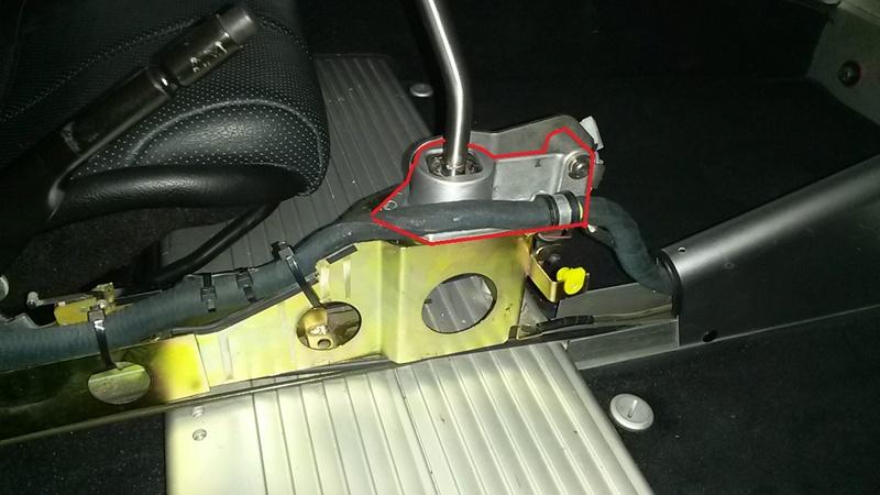 Quick Shifter (Installato) Pic610