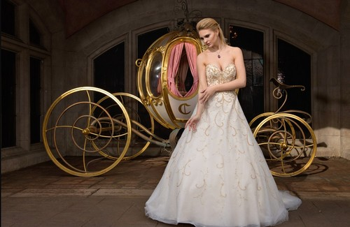 [Mariages] Disney's Fairy Tale Weddings arrive à Disneyland Paris  Weddin13