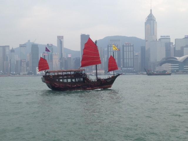 De Taïwan a Hong-Gong Photo113