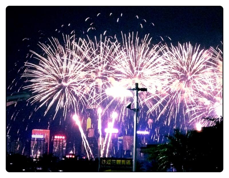 De Taïwan a Hong-Gong Photo114