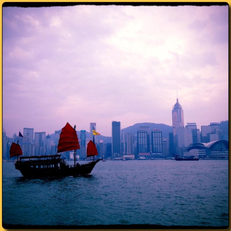 De Taïwan a Hong-Gong Photo211