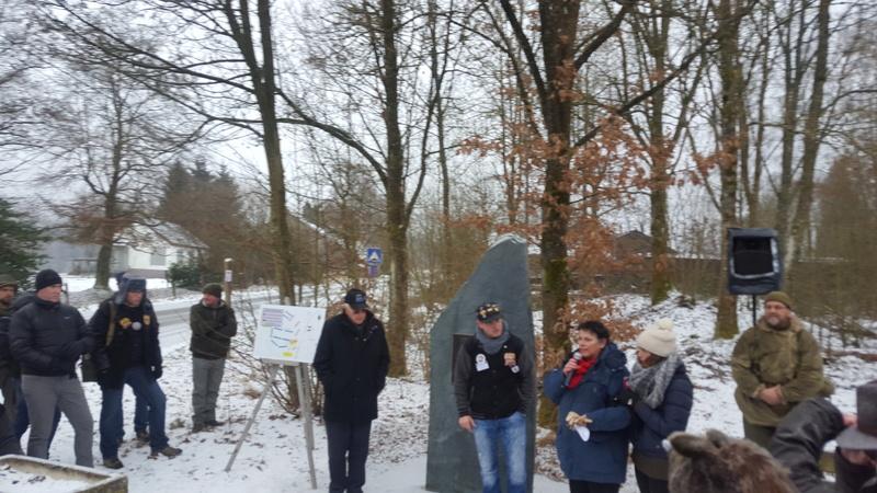 First Goyas Remembrance Walk - samedi 7 janvier 2017 20170111