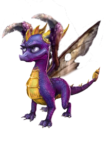 Zergling Spyro