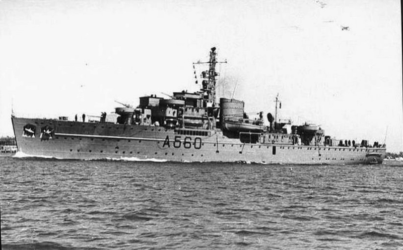 Marine danoise Aegir210
