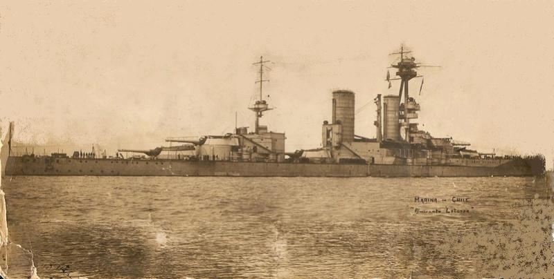 Marine chilienne Almira13