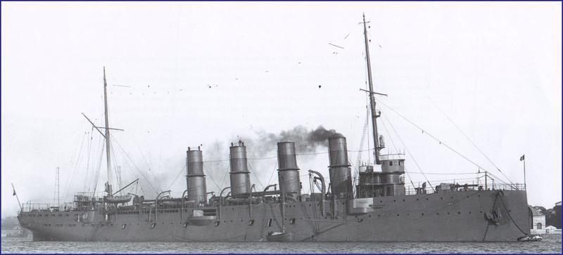 Croiseurs français  - Page 4 Chatea12