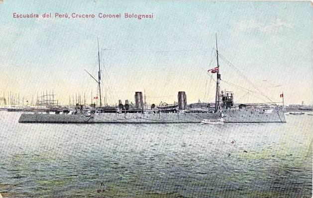 Marine du Perou  Corone13