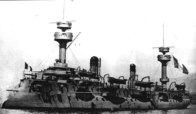 Croiseurs français  - Page 4 Davout10